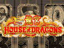 Играйте на зеркале казино в аппарат House Of Dragons